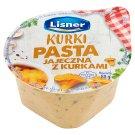 Lisner Smak Sezonu Kurki Pasta jajeczna z kurkami 80 g