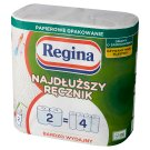 Regina Najdłuższy Ręcznik Colour Decorations Universal Towel 2 Ply 2 Rolls