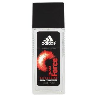 Adidas Team Force Refreshing Body Fragrance Spray for Men 75 ml