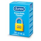 Durex Extra Safe Condoms 18 Pieces