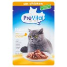 PreVital Naturel Complete Food for Adult Cats with Chicken in Gravy 85 g