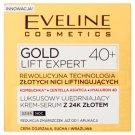 Eveline Cosmetics Gold Lift Expert 40+ Luksusowy ujędrniający krem-serum na dzień noc 50 ml