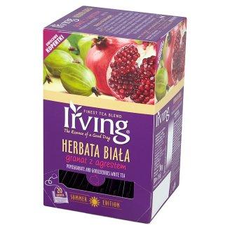 Irving Pomegranate and Gooseberries White Tea 30 g (20 Tea Bags)