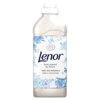 Lenor Fabric Conditioner Deep Sea Minerals Inspired By Nature 25 Washes