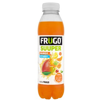 Frugo Suuper Mango + Vitamins Multifruit Drink 500 ml