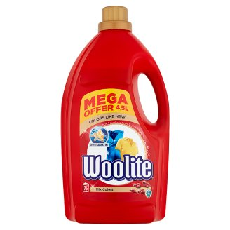 Woolite Mix Colors with Keratin Washing Liquid 4,5 L (75 Washes)