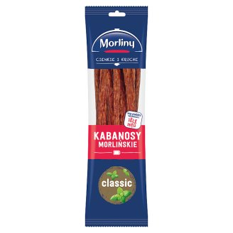Morliny Classic Thin Smoked Sausages 105 g