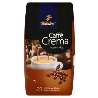 Tchibo Caffè Crema Vollmundig Roasted Coffee Beans 1 kg