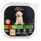 Tesco Pet Specialist Premium Karma dla młodych psów pasztet z jagnięciną i cielęciną 300 g