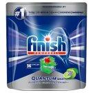 Finish Quantum Max Apple & Lime Kapsułki do mycia naczyń w zmywarce 558 g (36 sztuk)