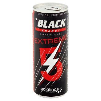 Black Energy Extreme 5 Gazowany napój energetyzujący 250 ml