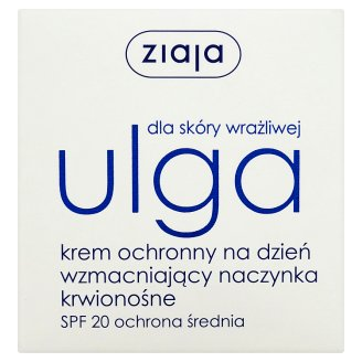 Ziaja Relief for Sensitive Skin Strengthening Blood Vessels Protective Day Cream 50 ml