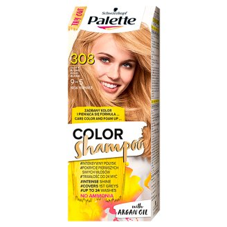 Palette Color Shampoo Coloring Shampoo Gold Blond 308