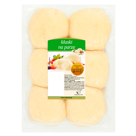 Steamed Dumplings 1 kg