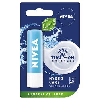 NIVEA Hydro Care Pielęgnująca pomadka do ust 4,8 g