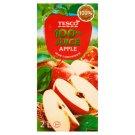 Tesco Sok 100% jabłkowy z zagęszczonego soku 2 l