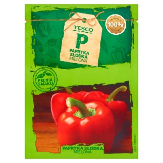 Tesco Ground Sweet Paprika 20 g