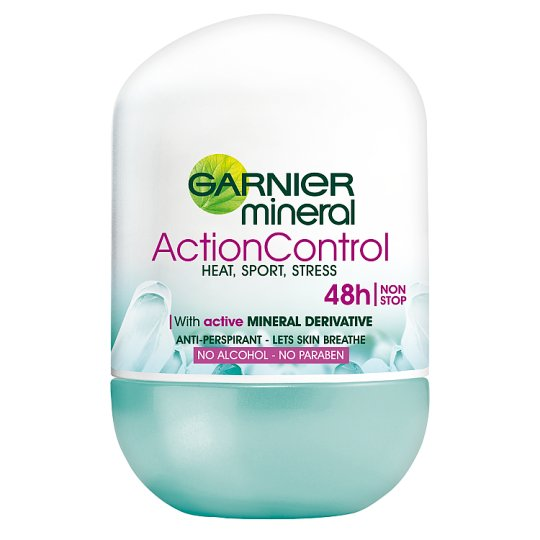 Garnier Mineral Action Control Anti-Perspirant 50 ml