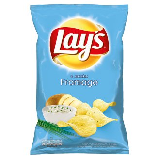 Lay's Fromage Flavoured Potato Crisps 150 g