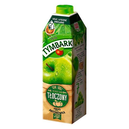 Tymbark 100% Pressed Juice from Antonówka Apples 1 L