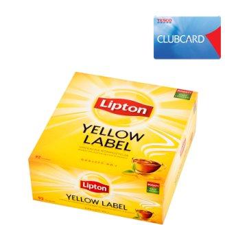 Lipton Yellow Label Herbata czarna 184 g (92 sztuki)
