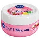 NIVEA Soft Mix me I am the Berry Charming One Krem nawilżający 100 ml