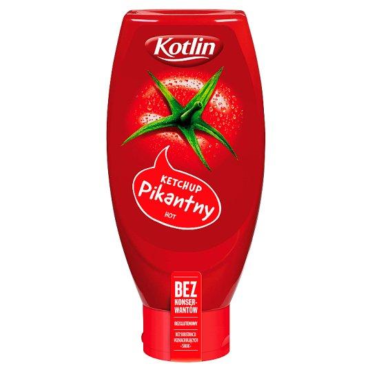 Kotlin Ketchup pikantny 650 g
