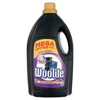 Woolite Darks Denim Black with Keratin Washing Liquid 4.5 L (75 Washes)