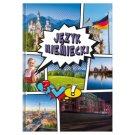 Brulion Język niemiecki A5 kratka 96 kartek