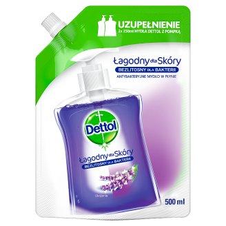 Dettol Ukojenie Antybakteryjne mydło w płynie Zapas 500 ml