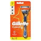 Gillette Fusion Rączka maszynki do golenia + 2 ostrza wymienne