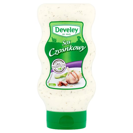 Develey Garlic Sauce 410 g