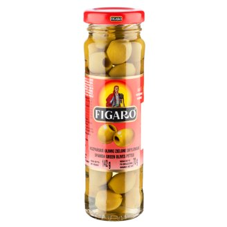 Figaro Pitted Spanish Green Olives 142 g