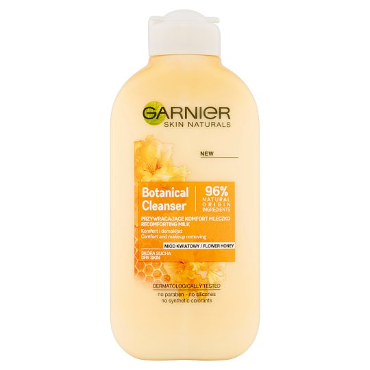 Garnier Botanical Cleanser Flower Honey Recomforting Milk 200 ml