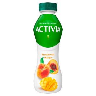 Danone Activia Jogurt brzoskwinia-mango 300 g