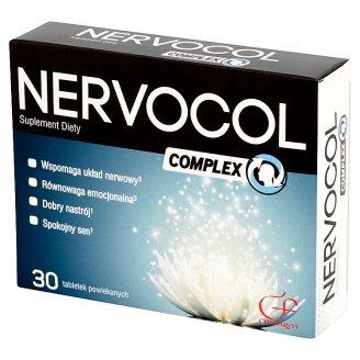 Colfarm Nervocol Complex Suplement diety 30 tabletek