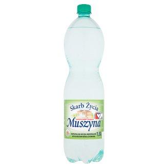 Muszyna Skarb Życia Sparkling Natural Mineral Water 1.5 L