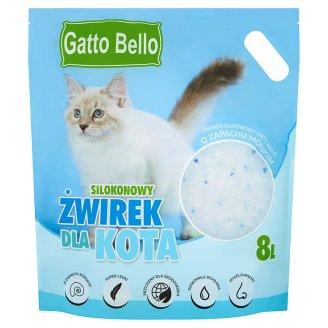 Gatto Bello Żwirek dla kota silikonowy 8 l