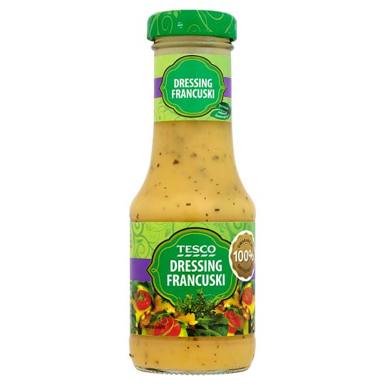 Tesco Dressing francuski 200 ml