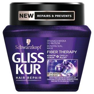 Gliss Kur Fiber Therapy Spajająca maska do włosów 300 ml