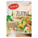 Delecta Gelatin for Meat Fish Vegetables and Desserts 50 g