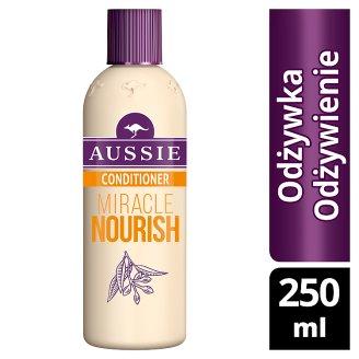 Aussie Miracle Nourish Odżywka do włosów suchych 250ml