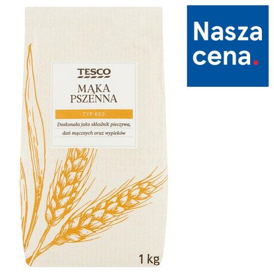 Tesco 650 Type Wheat Flour 1 kg