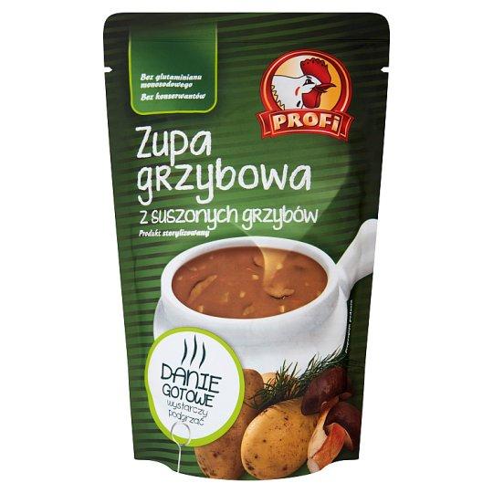 Profi Mushroom Soup with Dried Mushrooms 450 g