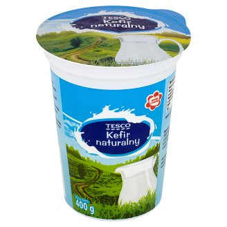 Tesco Natural Kind of Sourish Yoghurt 400 g