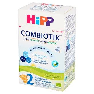 HiPP BIO Combiotik 2 Organic Powdered Milk for Newborns from 6 Months Onwards 600 g