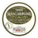 Tesco Mascarpone Cheese 250 g