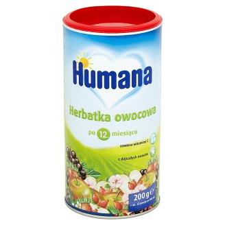 Humana Herbatka owocowa po 12. miesiącu 200 g