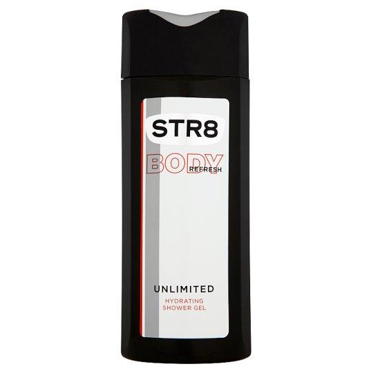 STR8 Unlimited Body Refresh Hydrating Shower Gel 400 ml