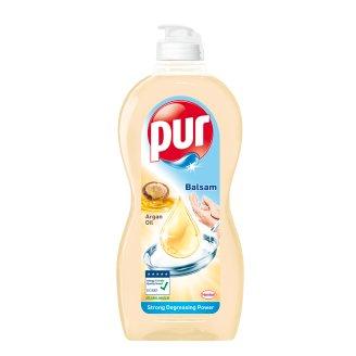 Pur Balsam Płyn do mycia naczyń Olejek Arganowy 450 ml